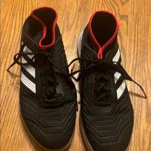 Adidas Predator indoor soccer shoes